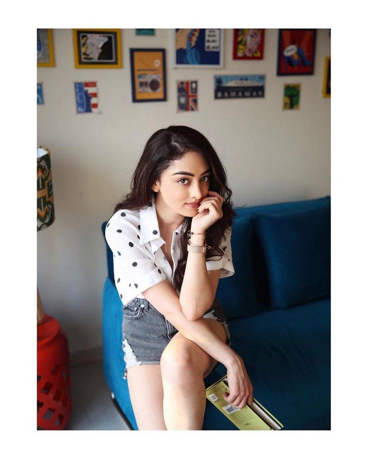 Amazing Sandeepa Dhar