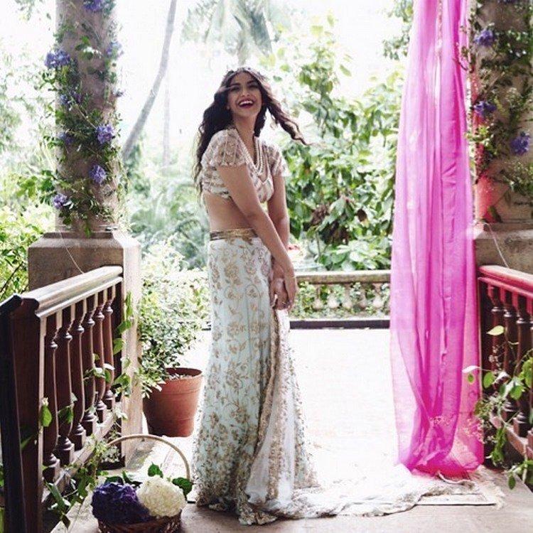 Divine beauty Sonam Kapoor 2