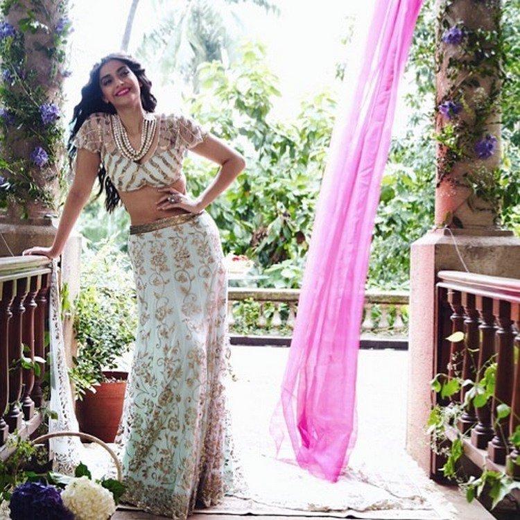 Divine beauty Sonam Kapoor 4