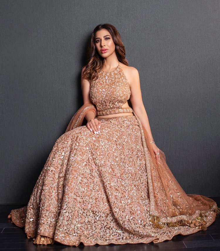 Sizzling Sophie Choudry