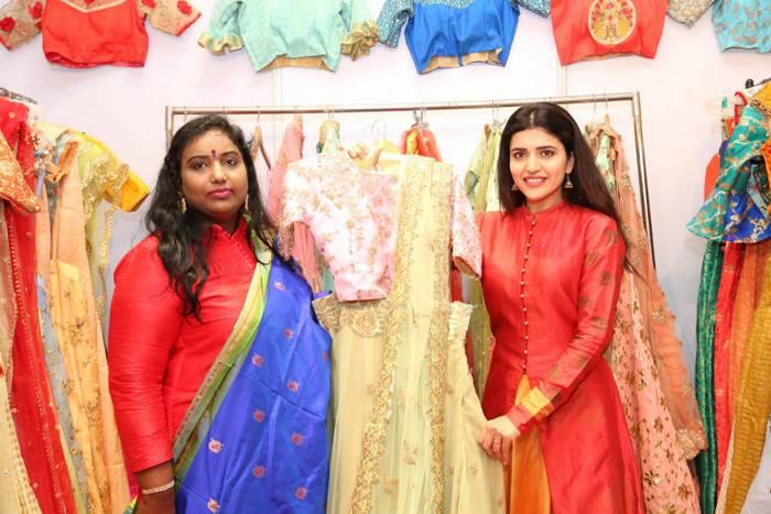 Chitra Shukla Inaugurates Melodrama Expo 2.JPG