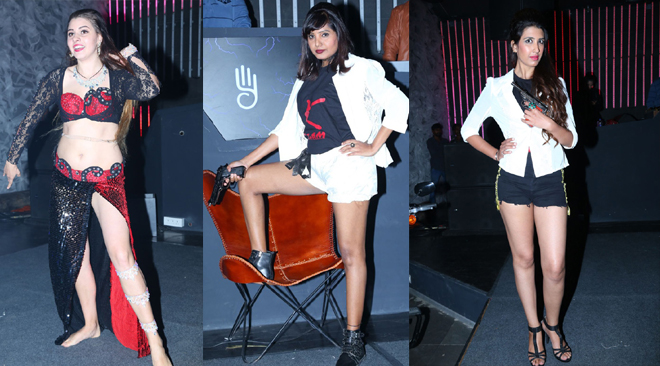 Terminator Style Fashion Show