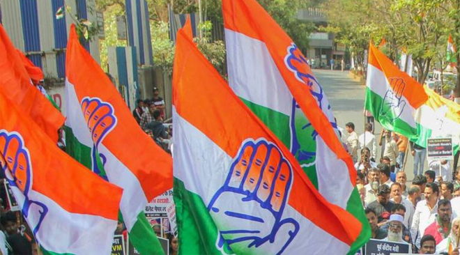 Image result for congress defeated badly